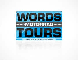#46 para Design a Logo for Motorrad Tours por chennaiartist3