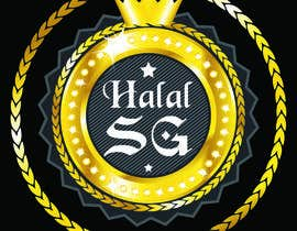 #120 for Design a Logo for HALAL SG.COM by nelsonritchil