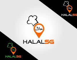 #94 for Design a Logo for HALAL SG.COM af galihgasendra