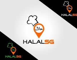 nº 94 pour Design a Logo for HALAL SG.COM par galihgasendra