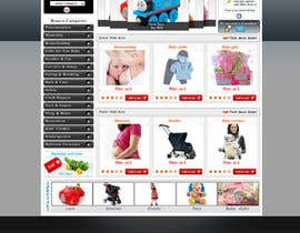 #24 cho Custom Oscommerce Template - Jubilane Website Design bởi anoop9785