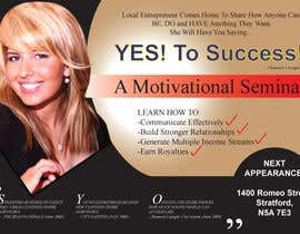 #13 cho Design a Flyer for a motivational seminar/workshop bởi GreenworksInc