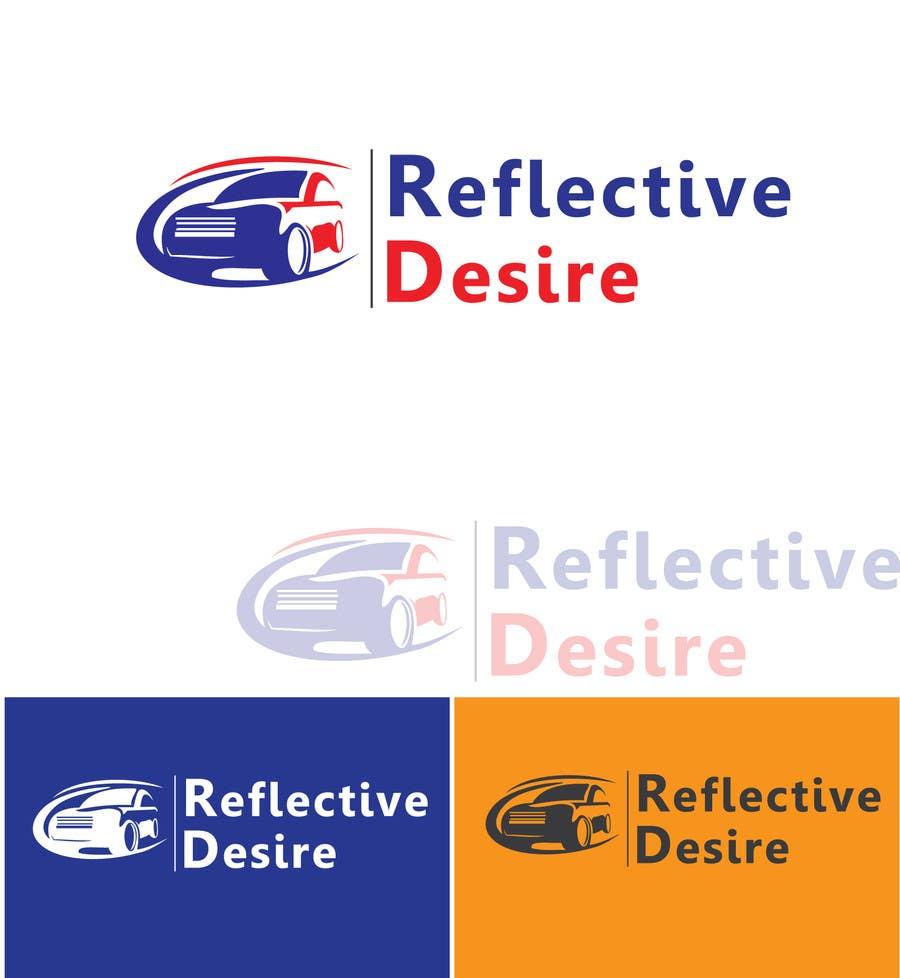 Bài tham dự cuộc thi #                                        36                                      cho                                         Design a Logo for Reflective Desire