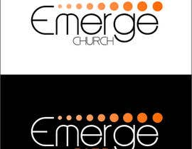 #142 para Logo Design for EMERGE CHURCH por rainy14dec