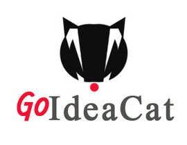 ARFANNAZIR100 tarafından Design a Logo for Go IdeaCat için no 4