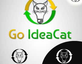 nº 34 pour Design a Logo for Go IdeaCat par SeelaHareesh