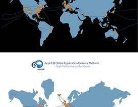 #13 untuk Geographical Network Map for Marketing oleh fat94
