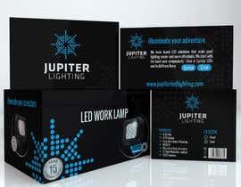 #8 untuk Jupiter Display Box design oleh Med7008