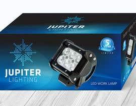 #6 untuk Jupiter Display Box design oleh vieghie