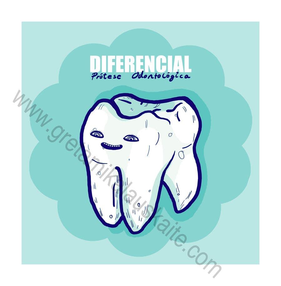 Penyertaan Peraduan #25 untuk Design a Logo for Dentist Lab.