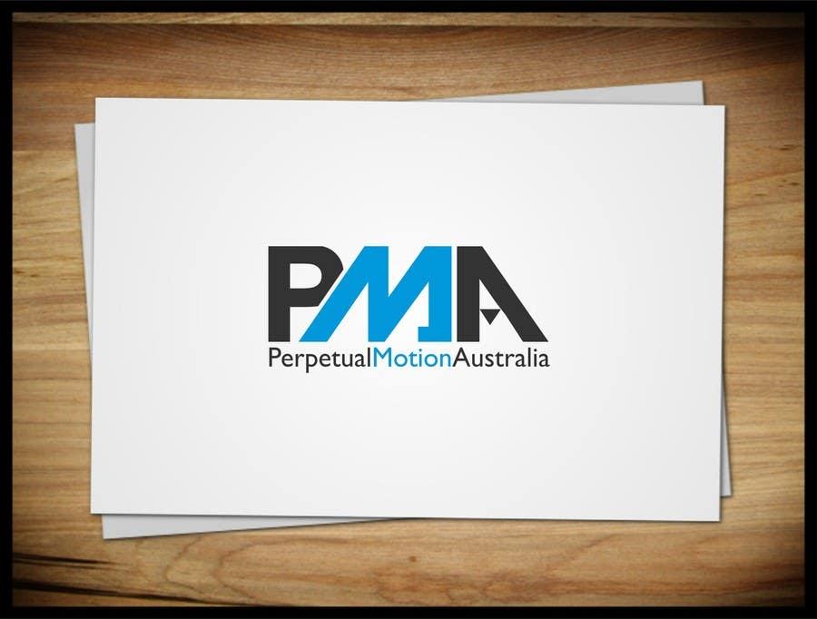 Bài tham dự cuộc thi #                                        22                                      cho                                         Design a Logo for Perpetual Motion Australia