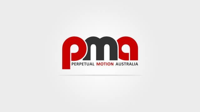 Penyertaan Peraduan #30 untuk Design a Logo for Perpetual Motion Australia