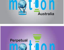 #7 for Design a Logo for Perpetual Motion Australia by utrejak