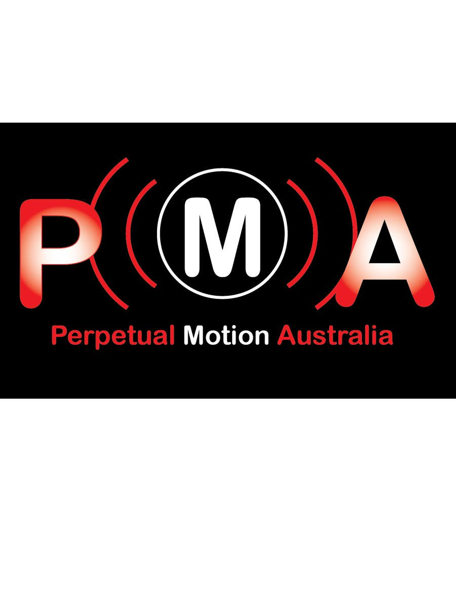 Bài tham dự cuộc thi #                                        14                                      cho                                         Design a Logo for Perpetual Motion Australia