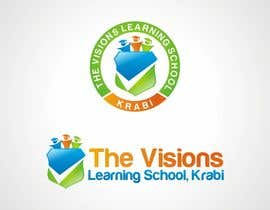 #13 for Design a Logo for our school ( The Visions Learning School) by A1Designz