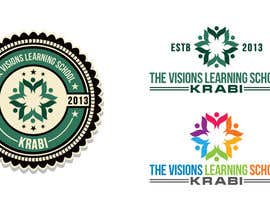 nº 9 pour Design a Logo for our school ( The Visions Learning School) par Psynsation