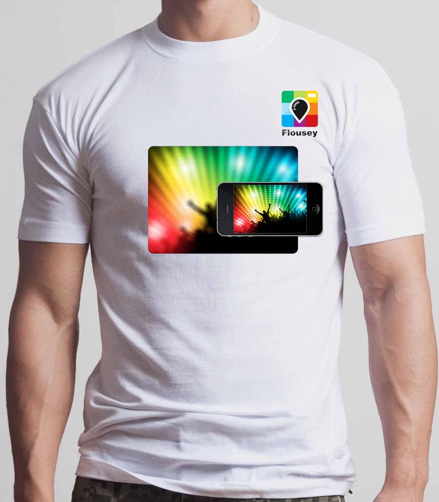 #24 for Design a T-Shirt for a photography social network. by Artimization