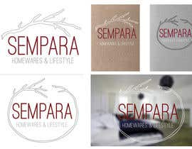 #130 para Logo Design for Sempara por PeaceLoveFreedom