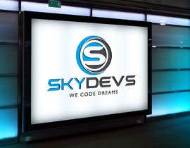 #22 para Design a Logo for SKYDEVS por bengalmotor1964
