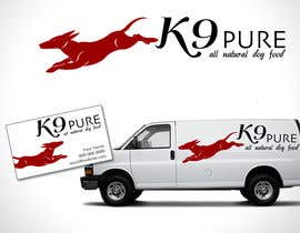 #57 para Graphic Design / Logo design for K9 Pure, a healthy alternative to store bought dog food. por jw92189