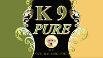 Graphic Design Contest Entry #140 for Graphic Design / Logo design for K9 Pure, a healthy alternative to store bought dog food.