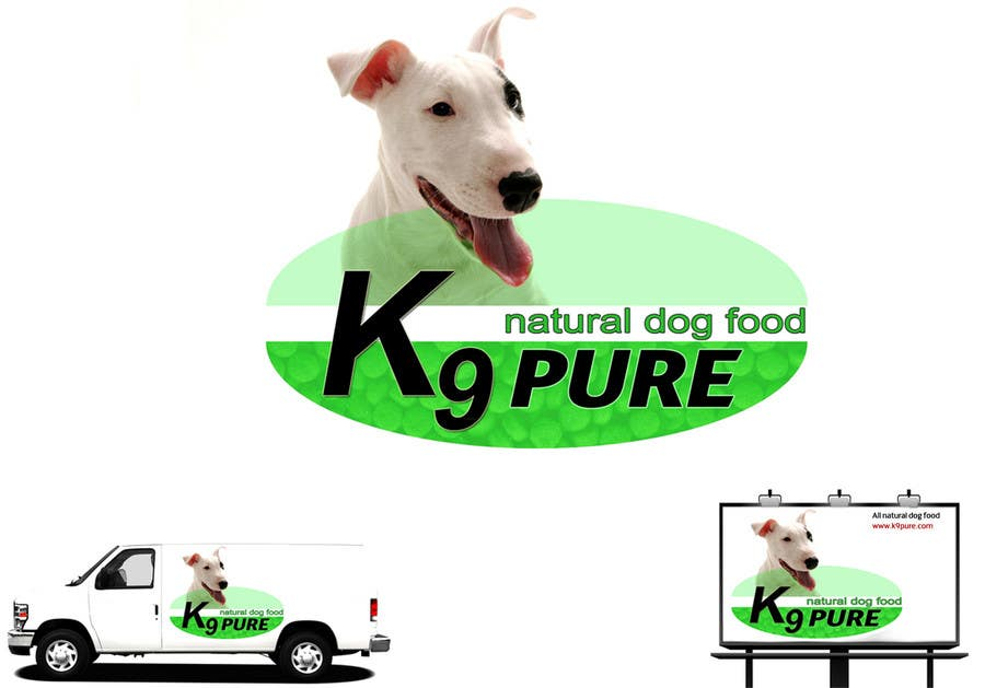 Entry 62 By Powerfuldesign For Graphic Design Logo Design For K9