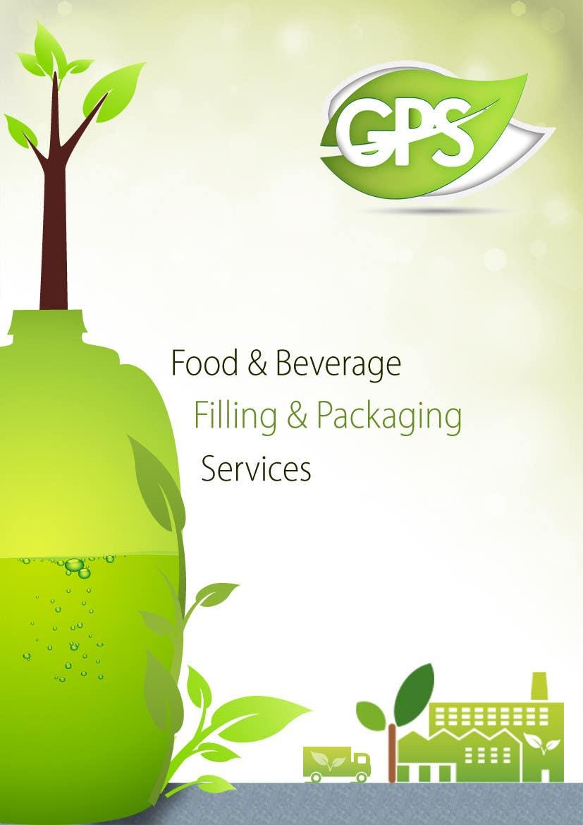Inscrição nº                                         9                                      do Concurso para                                         Design a Brochure for Green Pack Services