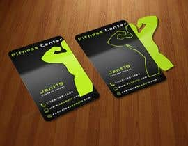 #8 para Design some Business Cards for NEED A LOGO/BUSINESS CARD FOR NEW PERSONAL TRAINING BUSINESS - FITNESS!! por inangmesraent