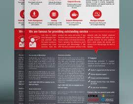 #16 para Design a Flyer por gkhaus