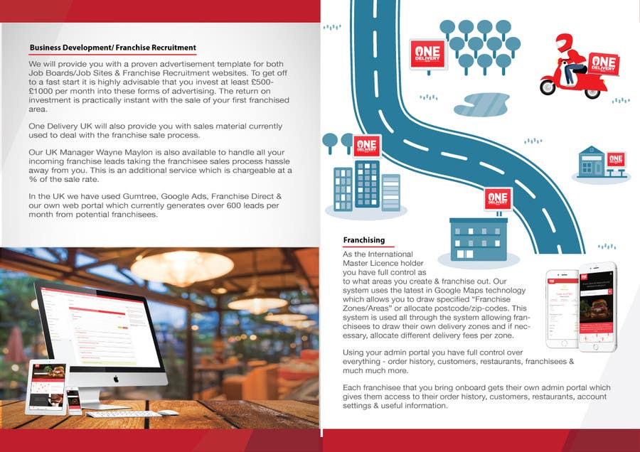 entry 39 by shizuru for simple brochure design needed all content