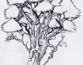 #39 para Draw an Ash Tree with character por AlexanderWelsh73