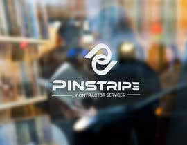 #165 for Pinstripe Contractor Services - Design a Logo by rana60