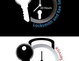#5 for I need a Locksmith & Kee Service Logo af utrejak