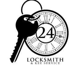 #16 for I need a Locksmith & Kee Service Logo by ravedev