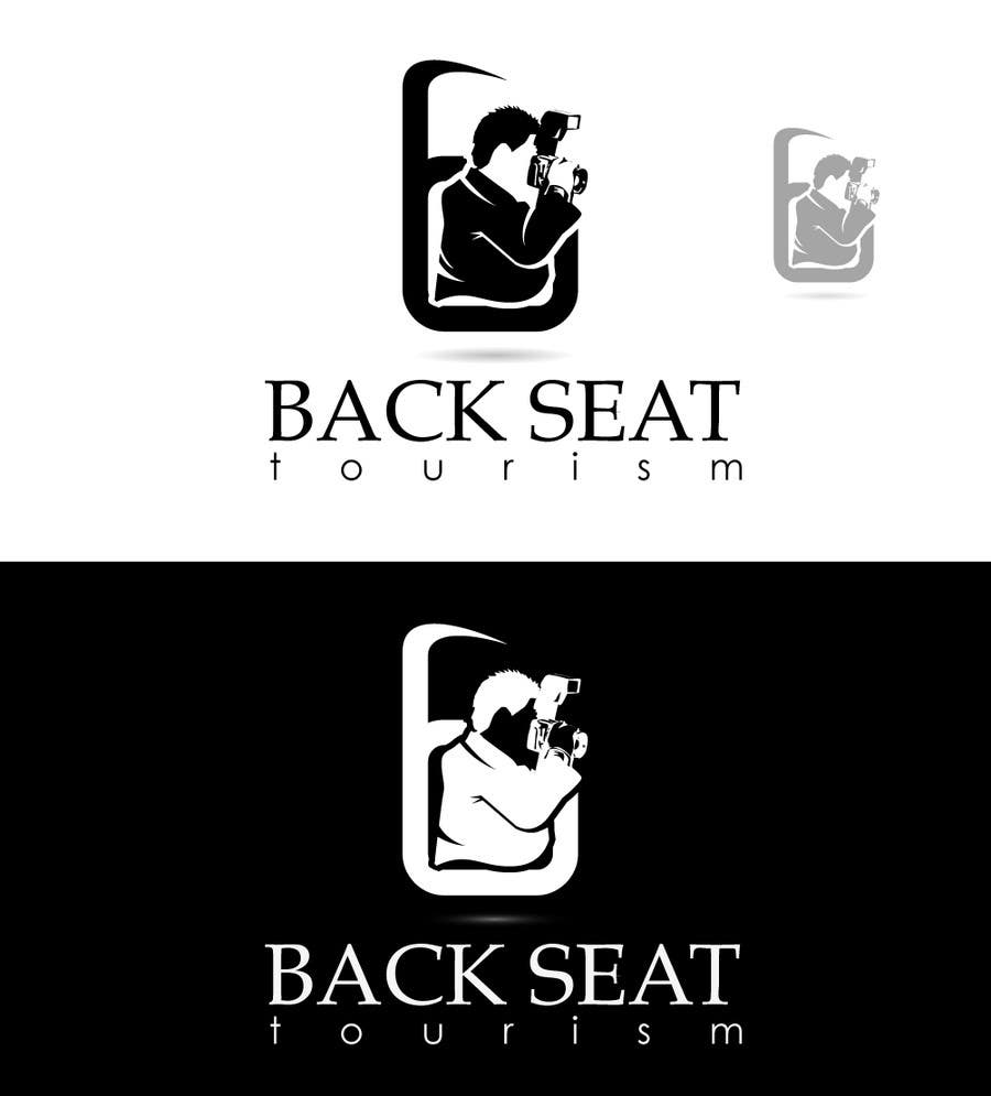 """#132 for Design a Logo for """"Back Seat Tourism"""" **Updated by subhamajumdar81"""