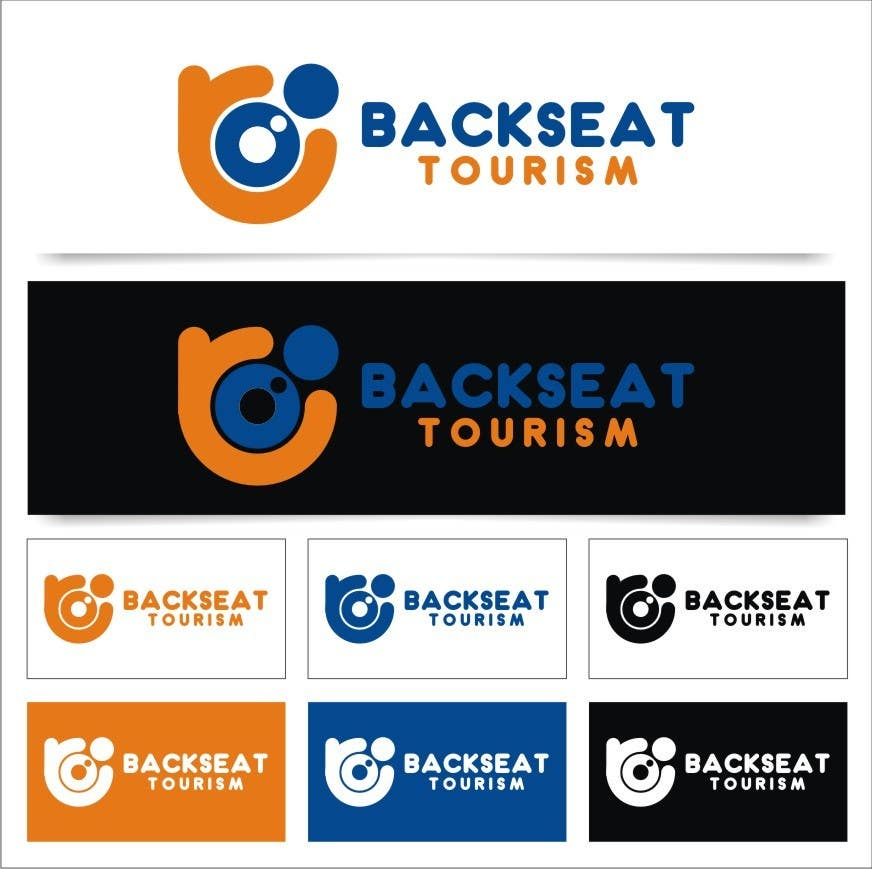 """#93 for Design a Logo for """"Back Seat Tourism"""" **Updated by indraDhe"""