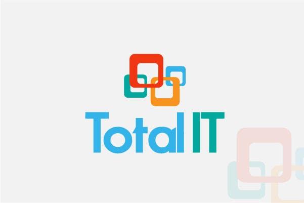 Contest Entry #182 for Logo Design for Total IT Ltd