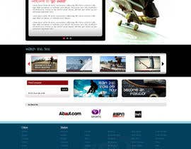 nº 11 pour Build a new Website for Goskate.com par softsolution013