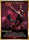 Entry # 22 for Re-design this game card front and back. by
