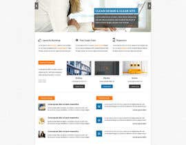 #1 para Create a Wordpress Template for Garage Door Guys responsive website por phpleaderpro
