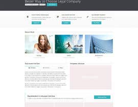 #12 for Create a Wordpress Template for Garage Door Guys responsive website by jamshaidrazaCG