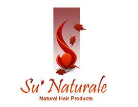 #330 cho Logo Design for Su'Naturale bởi zyodvb
