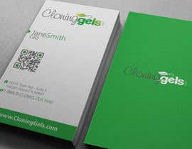 nº 4 pour Design a Business Card for CloningGels[dot]com par midget