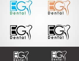 #43 untuk Design a logo for E G Dental oleh graficity