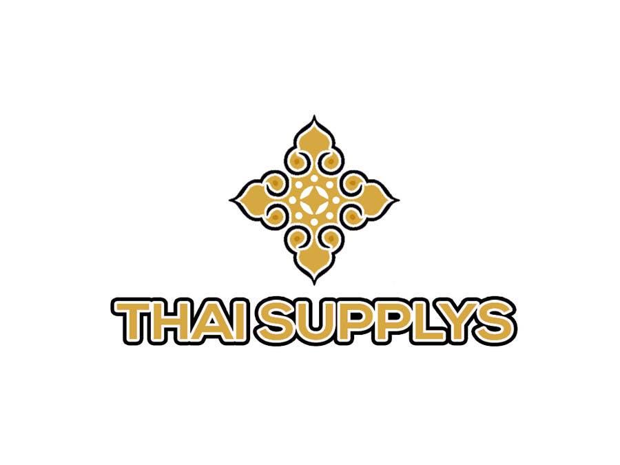 Bài tham dự cuộc thi #                                        53                                      cho                                         Design a Logo for Thai Supplys