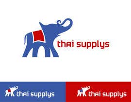 nº 22 pour Design a Logo for Thai Supplys par rogerweikers