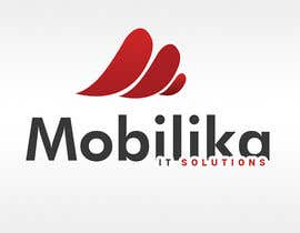 #5 for Design a Logo for Mobilika (IT Company) af geniedesignssl
