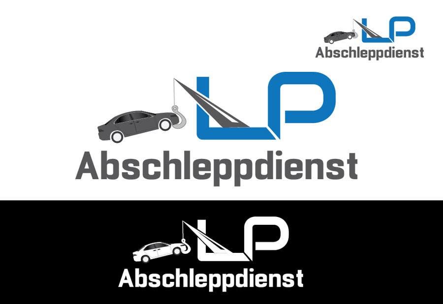Bài tham dự cuộc thi #                                        14                                      cho                                         Design a Logo for a car towing company