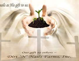#29 untuk Design a Logo for Dirt 'N' Nails Farms company oleh jgro