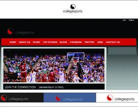 advway tarafından Design a Logo for COLLEGE SPORTS NETWORK (collegesports.net) için no 116